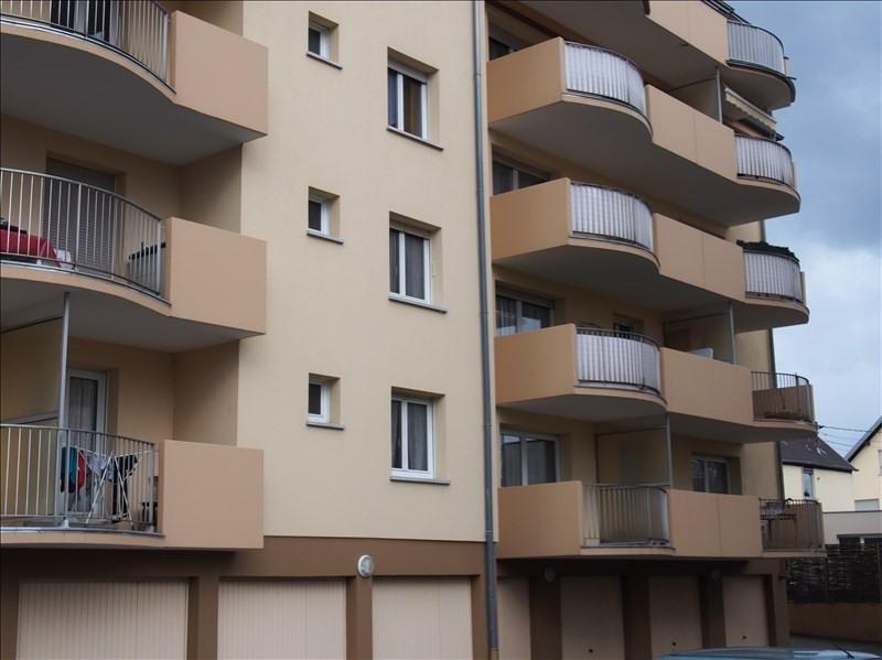 Vermietung wohnung Illkirch graffenstaden 880€ CC - Fotografie 2