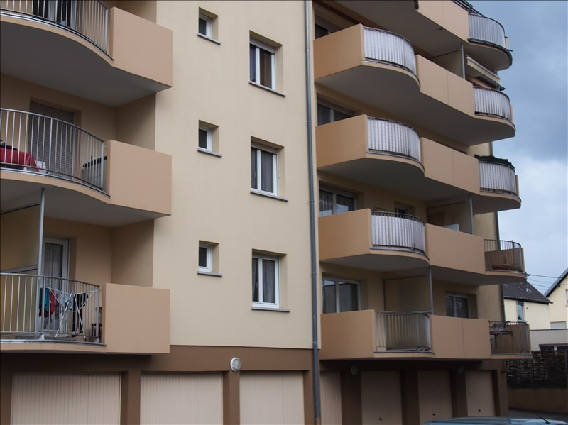 Rental apartment Illkirch graffenstaden 880€ CC - Picture 2