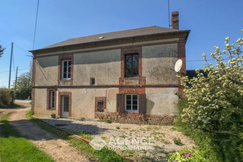 Vente maison / villa Montreuil-l'argillé 125000€ - Photo 1