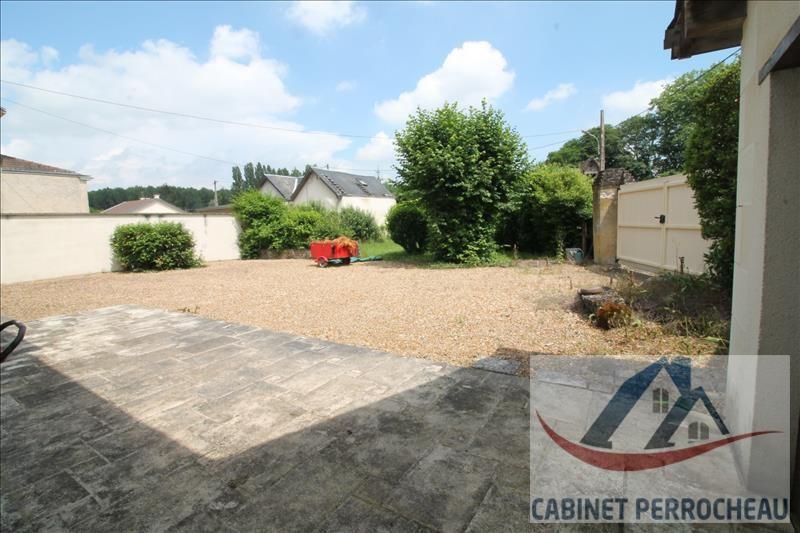 Vente maison / villa La chartre sur le loir 129000€ - Photo 5