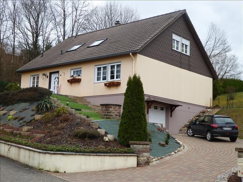 Verkauf haus La petite pierre 213000€ - Fotografie 1