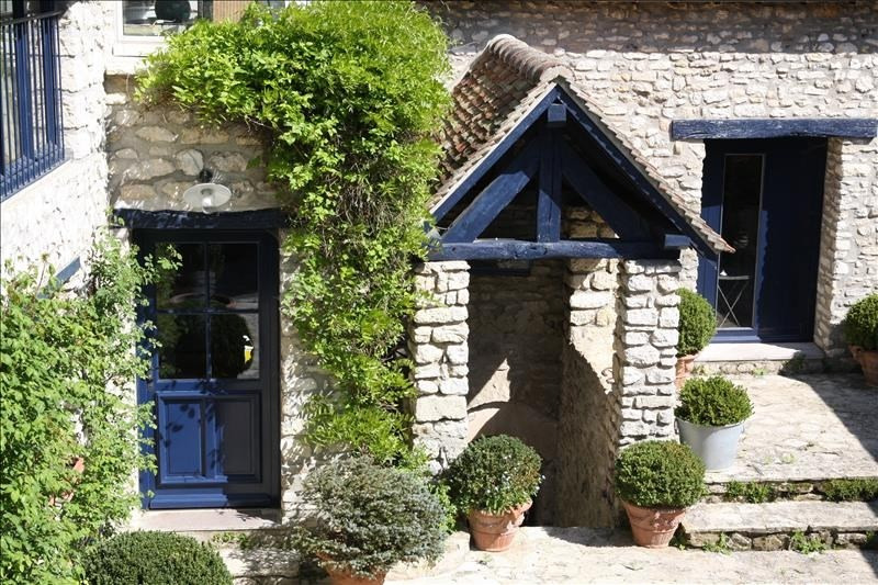 Sale house / villa Crespieres 650000€ - Picture 3