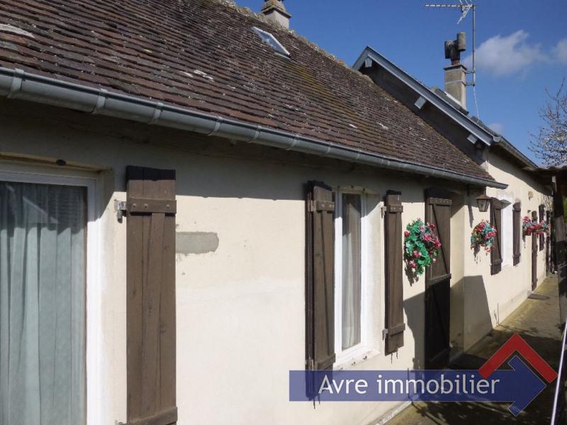 Vente maison / villa Rugles 91000€ - Photo 1