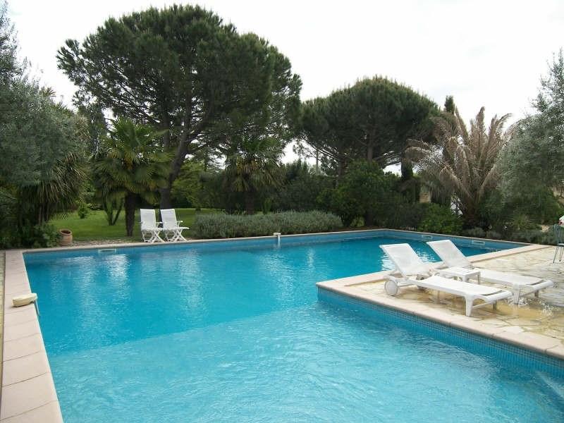 Vente de prestige maison / villa Caderousse 849000€ - Photo 3