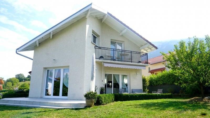 Vente de prestige maison / villa Collonges sous saleve 745000€ - Photo 2