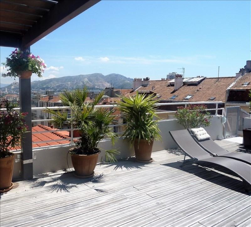 Vente de prestige appartement Marseille 8ème 930000€ - Photo 1