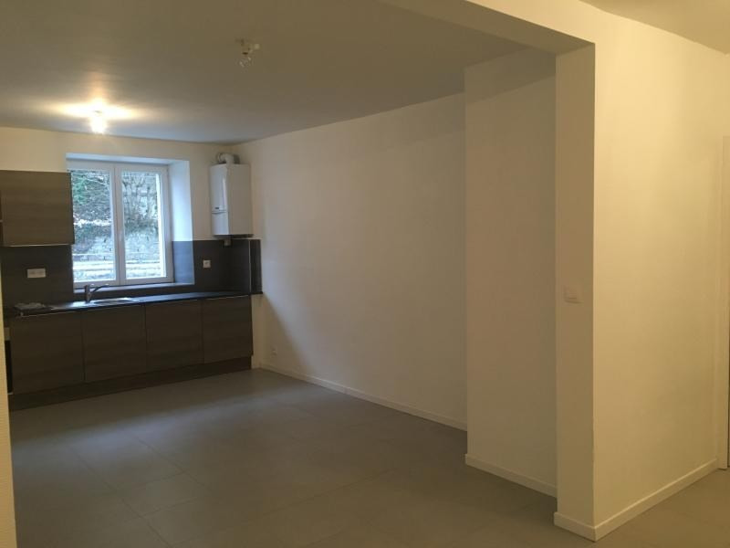 Rental apartment Thann 550€ CC - Picture 2
