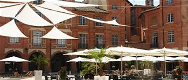 Investment property building Montauban 470000€ - Picture 1