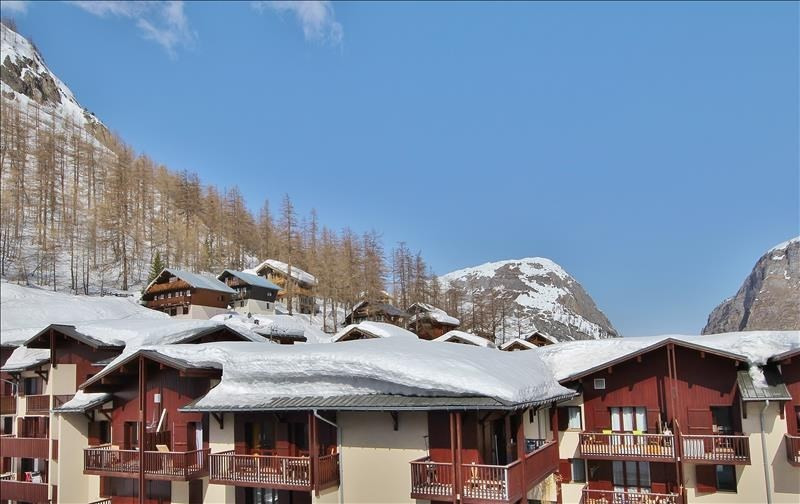 Sale apartment Val d'isere 220000€ - Picture 2
