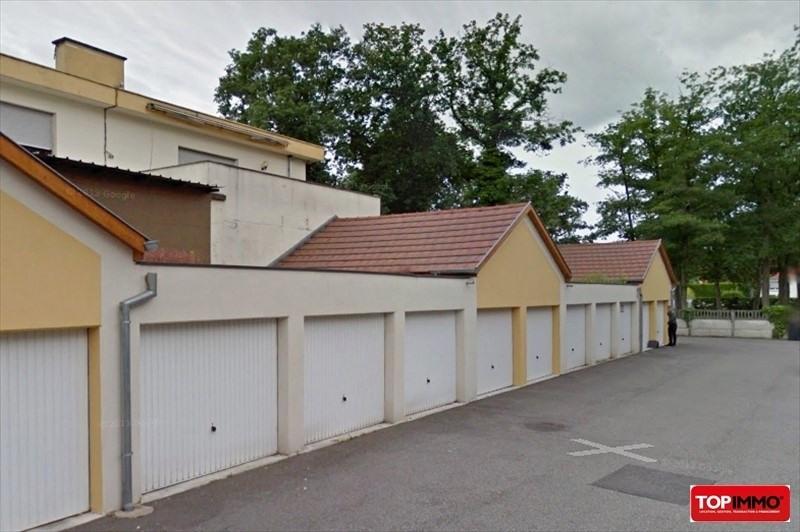 Vente parking Wittelsheim 11000€ - Photo 1