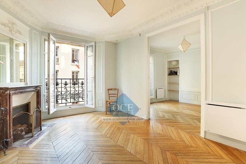Deluxe sale apartment Paris 14ème 797000€ - Picture 1