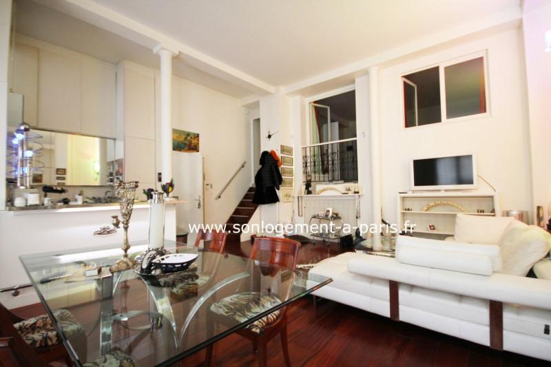 Deluxe sale loft/workshop/open plan Paris 10ème 1790000€ - Picture 5