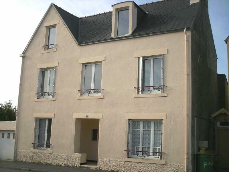 Sale house / villa Plozevet 141210€ - Picture 1
