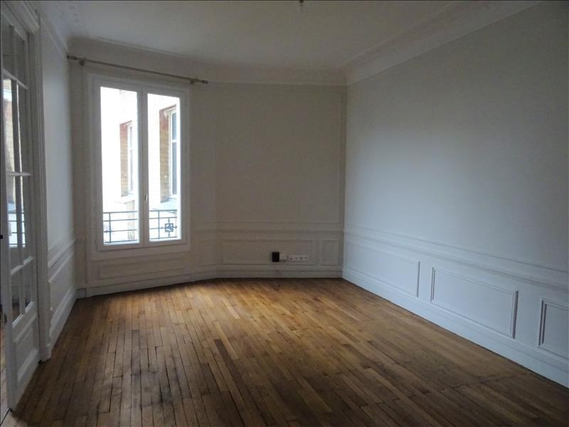 Rental apartment Paris 17ème 2 260€ CC - Picture 5