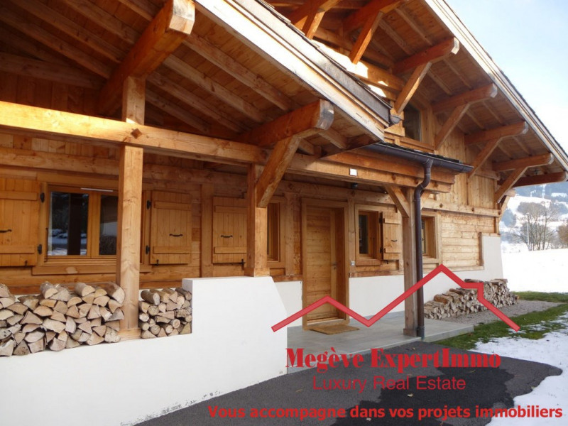 Venta de prestigio  casa Combloux 1790000€ - Fotografía 2