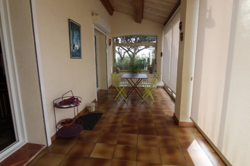 Venta de prestigio  casa Hyeres 743600€ - Fotografía 7