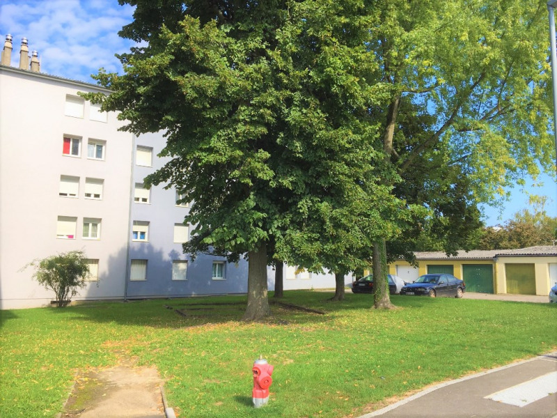 Sale apartment Didenheim 60000€ - Picture 4