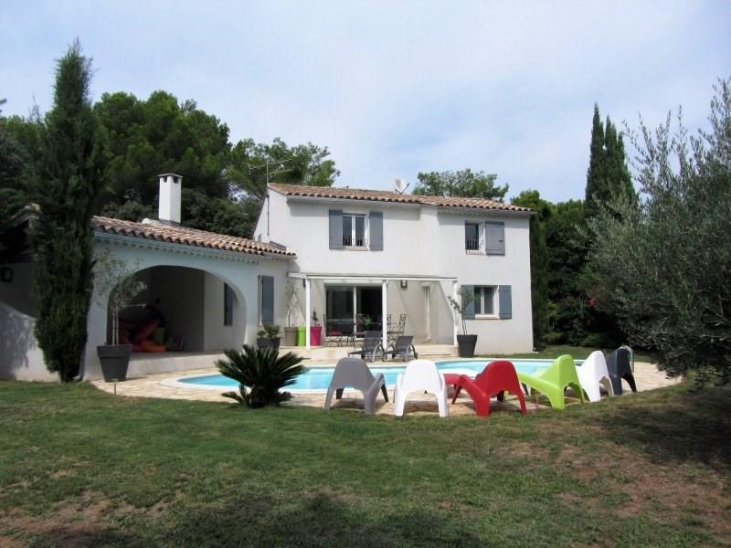 Deluxe sale house / villa Villeneuve les avignon 595000€ - Picture 1