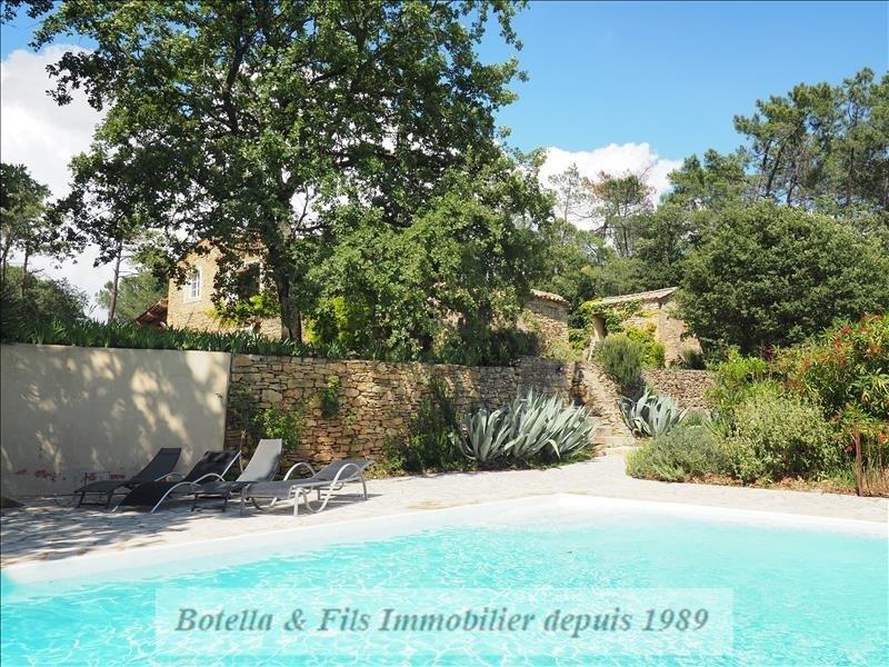 Verkoop van prestige  huis Uzes 778000€ - Foto 4