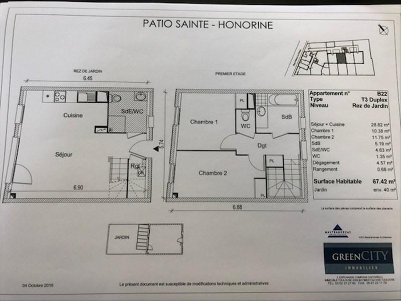 Rental apartment Conflans ste honorine 935€ CC - Picture 2
