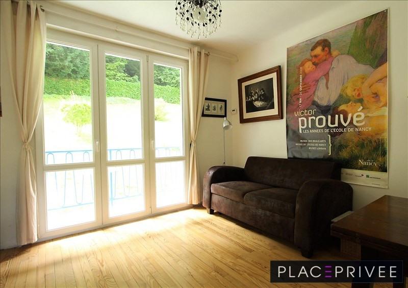 Sale apartment Nancy 109000€ - Picture 1