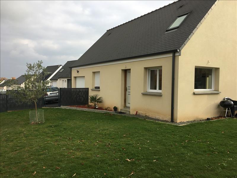 Verkoop  huis Retiers 177650€ - Foto 4