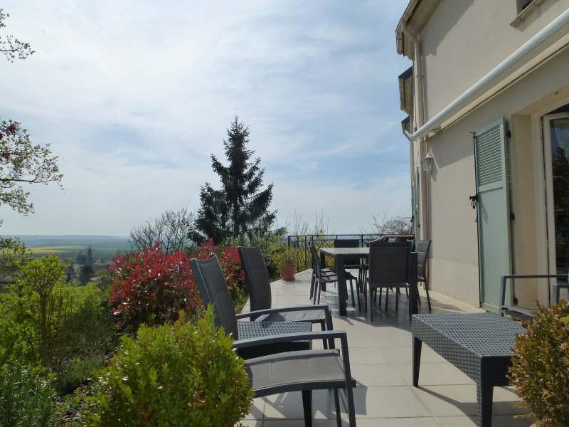 Vente maison / villa Feucherolles 780000€ - Photo 2