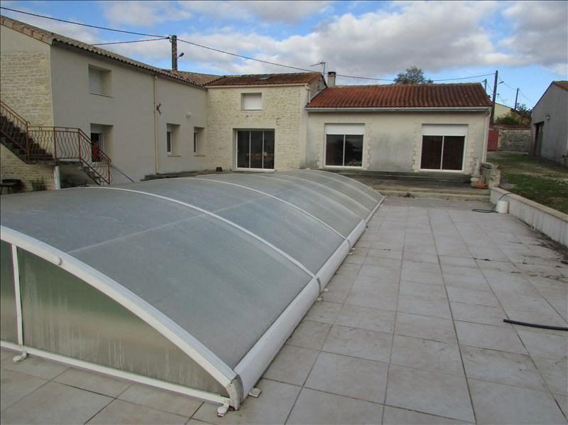 Vente maison / villa Aigre 171200€ - Photo 1