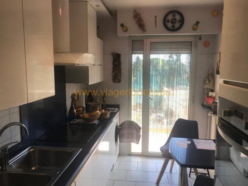 Lijfrente  appartement Nice 97500€ - Foto 8