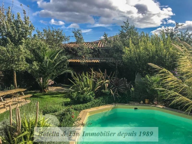 Immobile residenziali di prestigio casa Uzes 795000€ - Fotografia 2