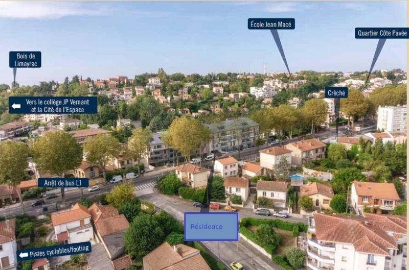Vente appartement Toulouse 398900€ - Photo 9