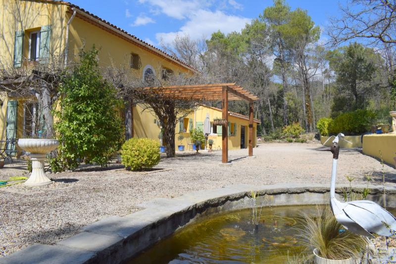 Deluxe sale house / villa Fayence 560000€ - Picture 19