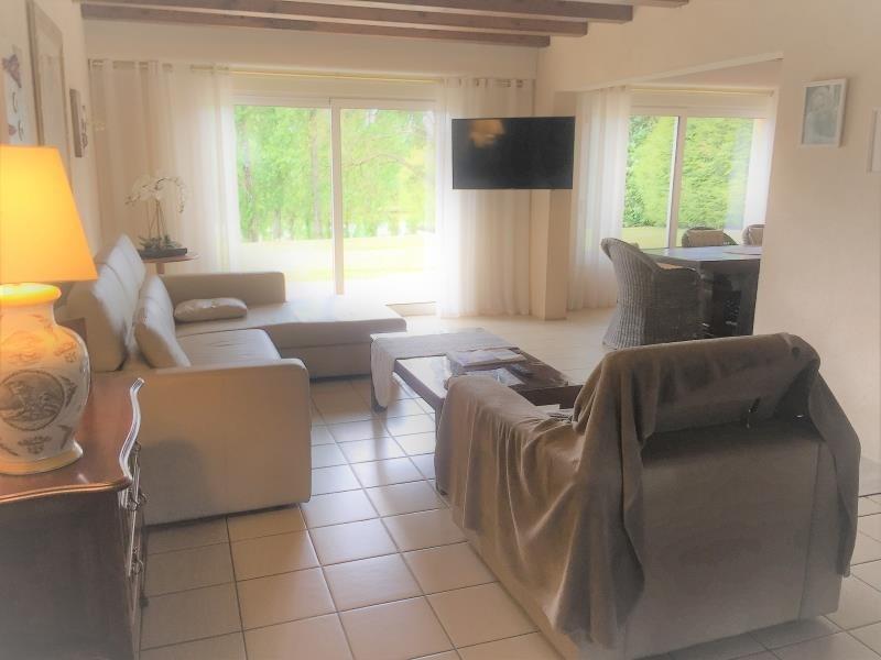 Vente maison / villa La chapelle st aubin 394000€ - Photo 2