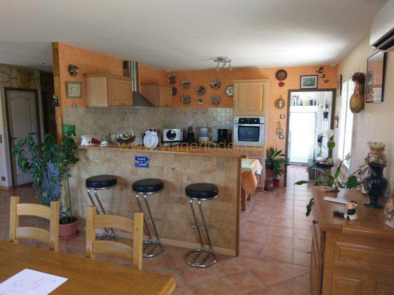 Life annuity house / villa Prémian 42500€ - Picture 7