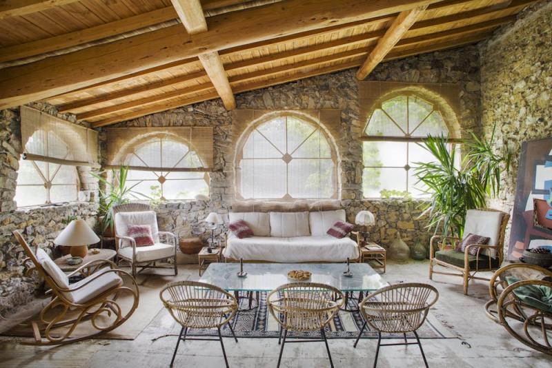 Deluxe sale house / villa Saint-andré-de-buèges 1575000€ - Picture 1