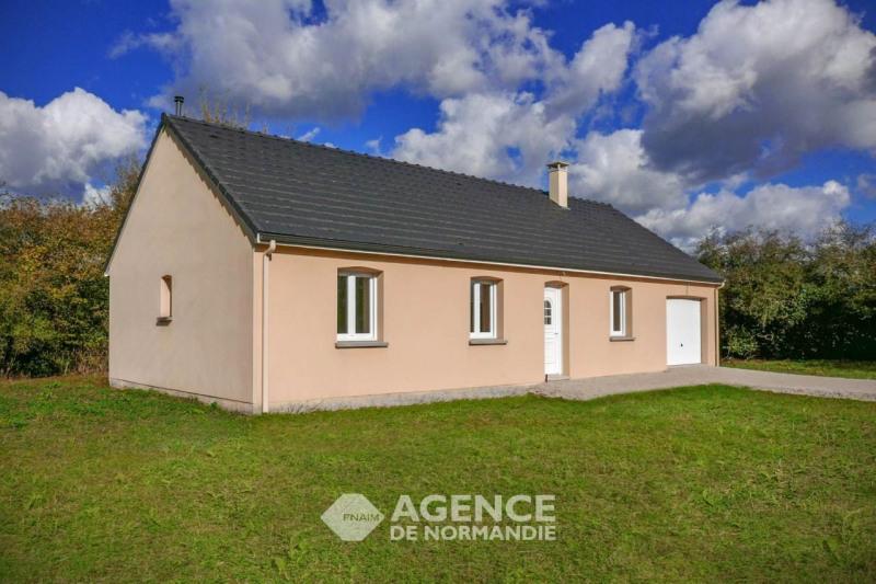 Investment property house / villa Montreuil-l'argillé 99000€ - Picture 1