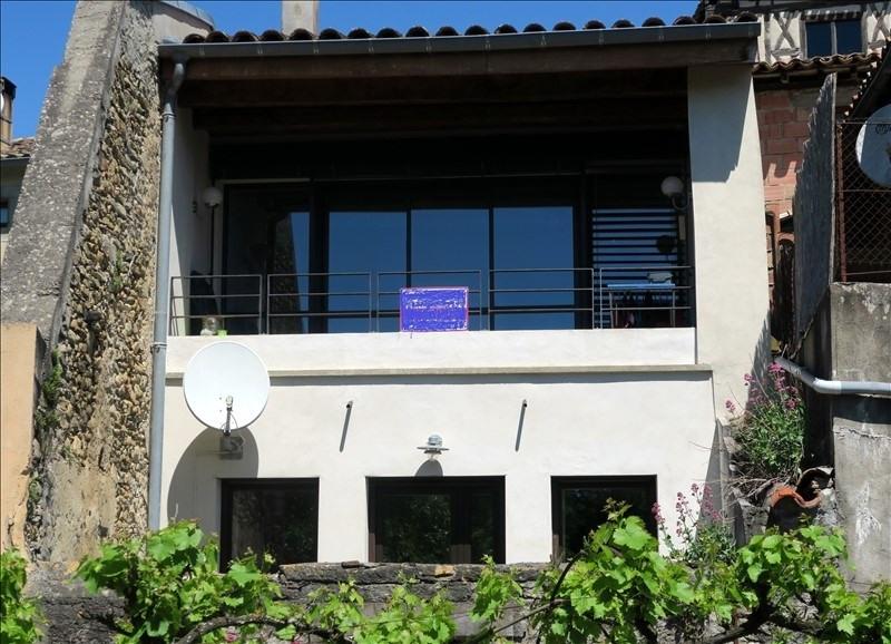 Vente maison / villa Mirepoix 191000€ - Photo 1
