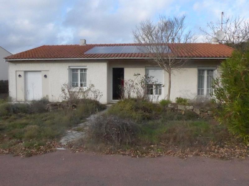 Sale house / villa Venansault 139100€ - Picture 1