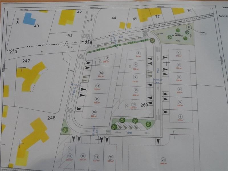 Vente terrain Villelongue de la salanque 84000€ - Photo 1