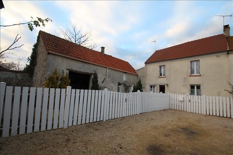 Vente maison / villa Nanteuil le haudouin 169000€ - Photo 1