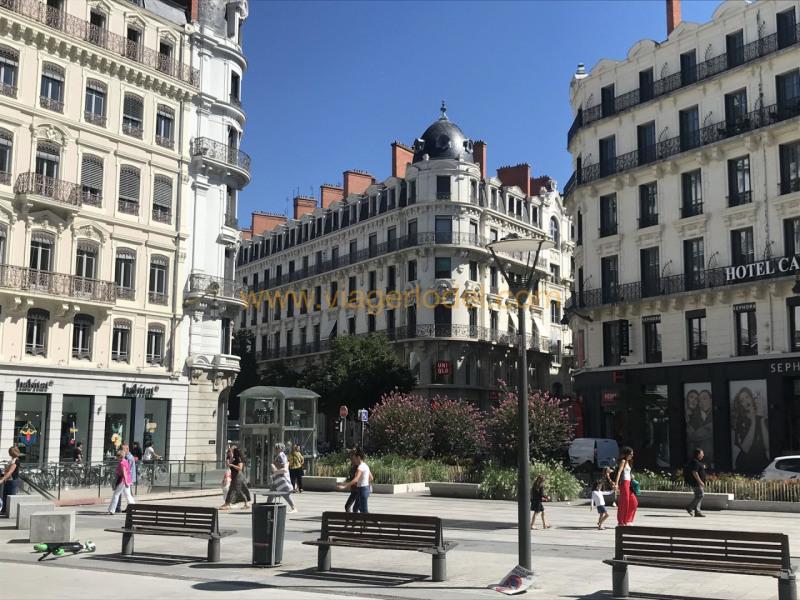 Verkauf auf rentenbasis wohnung Lyon 2ème 265000€ - Fotografie 11
