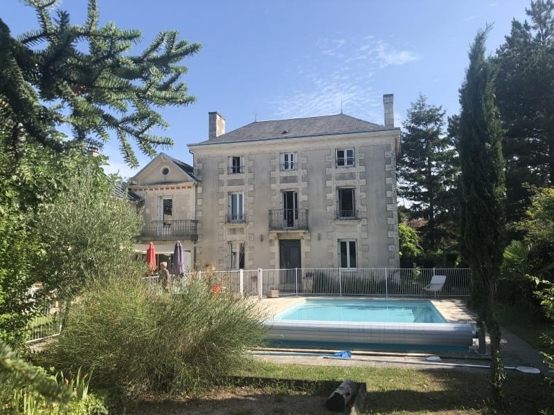 Vente de prestige maison / villa St benoit 691600€ - Photo 2