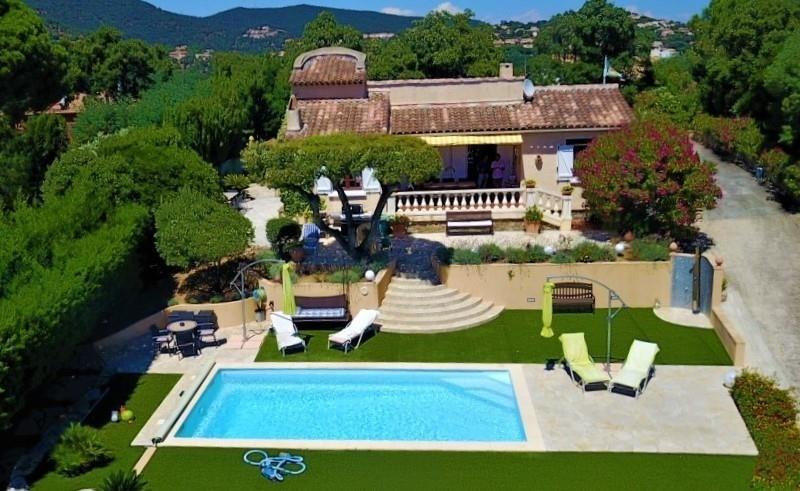 Deluxe sale house / villa Cavalaire sur mer 665000€ - Picture 2