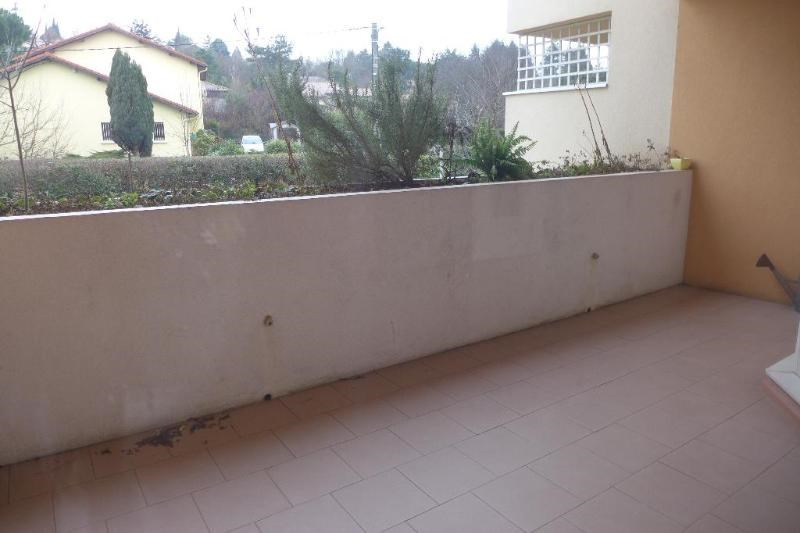 Rental apartment Dardilly 1 081€ CC - Picture 9