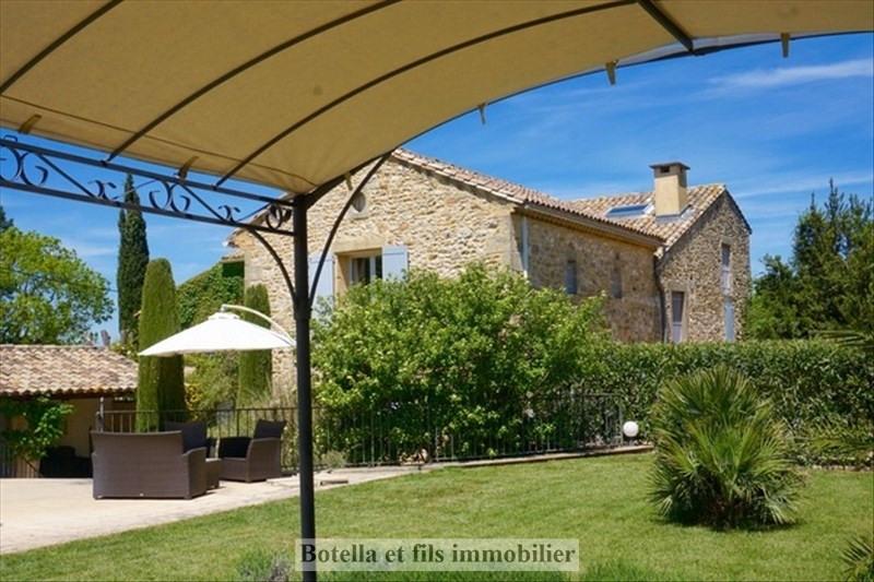 Vente de prestige maison / villa Uzes 895000€ - Photo 14