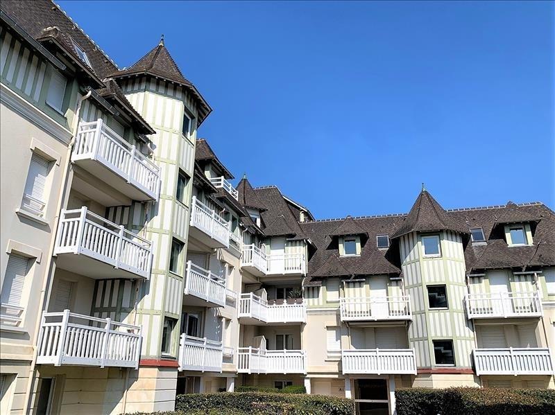 Vente appartement Tourgeville 148400€ - Photo 1