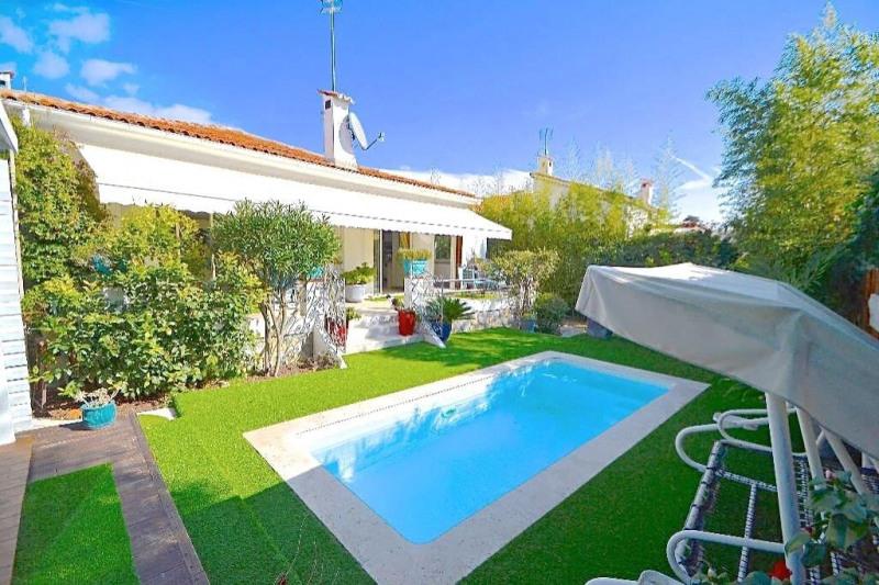 Sale house / villa Juan-les-pins 945000€ - Picture 1