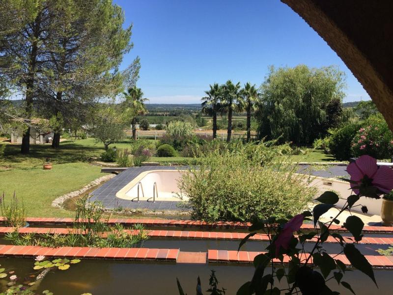 Vente de prestige maison / villa Gailhan 727000€ - Photo 2
