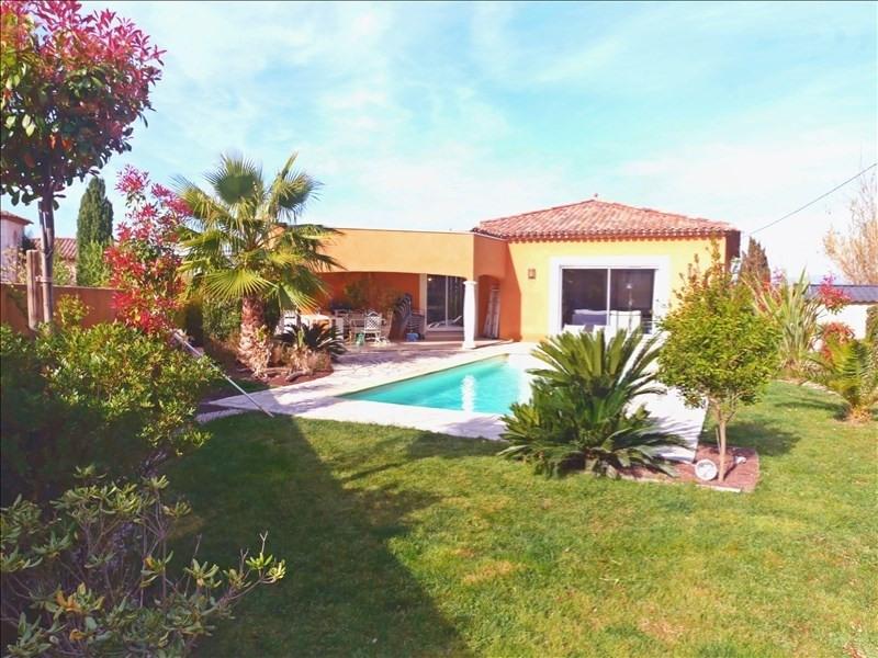 Vente maison / villa Corneilhan 399000€ - Photo 1