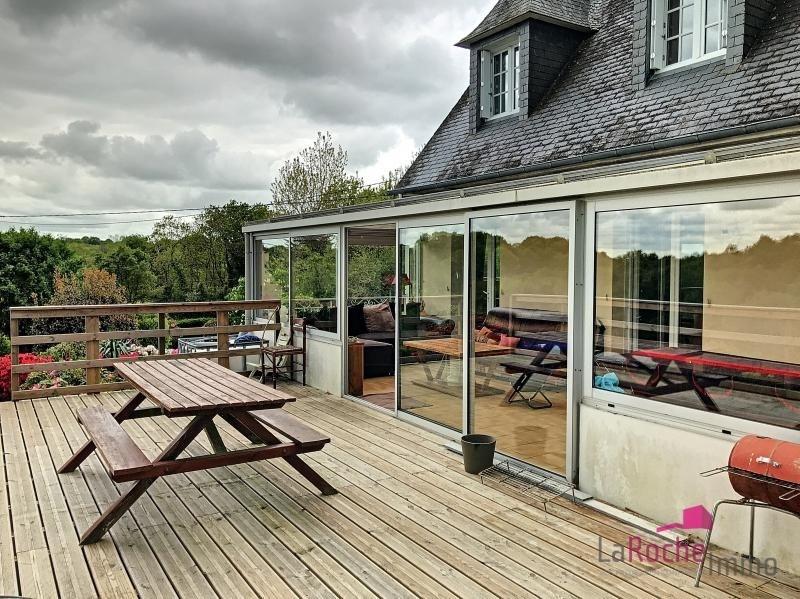 Vente maison / villa Ploudiry 178500€ - Photo 4